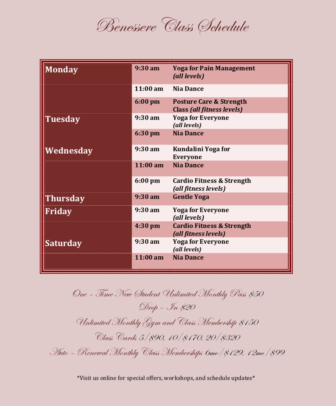 class-schedule-2017
