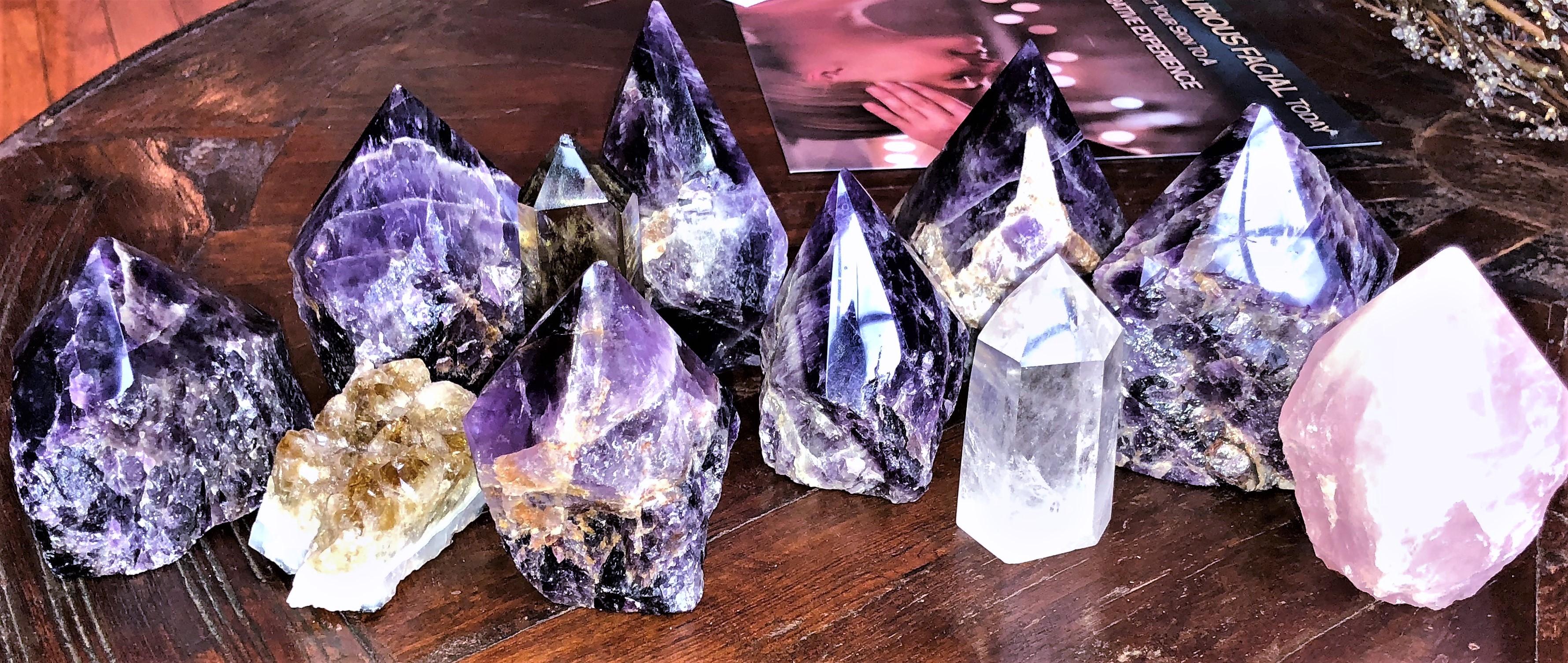Summit Crystals