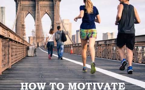how to motivate yourself to exercise